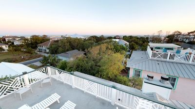 Photo for NEW LISTING 1 Block From Toes In The Sand- 360 Degree Views - Recently Renovated