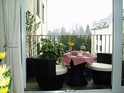 Photo for The Apartment Has A Balcony With Seating Looking Out Towards Claife-heights