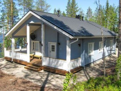 Photo for Vacation home Kainaloranta in Lieksa - 8 persons, 3 bedrooms