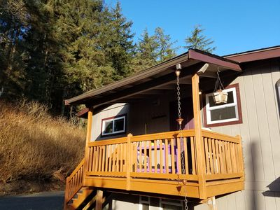 Photo for Clean And Quiet Apartment One Block From Downtown Sitka