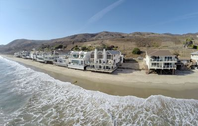 Photo for Oceanfront Malibu Townhouse on Quiet Road