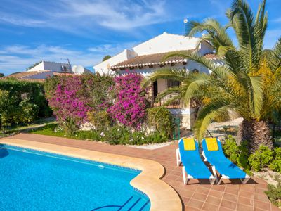 Photo for Vacation home Pinomar in Jávea/Xàbia - 4 persons, 2 bedrooms