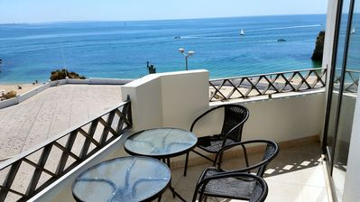 Photo for Stunning Apartment Overlooking The Sea & beaches
