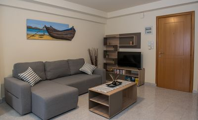 Photo for Blue Home, Central house 2min away from Beach
