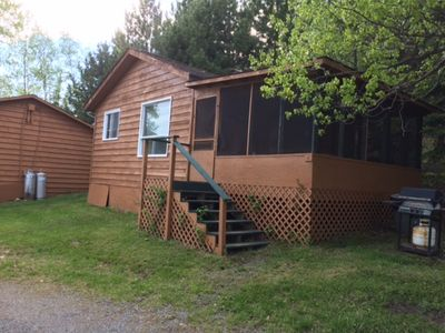 Photo for Portage Lodge - Cabin #6 (5 people) - Kenora, Ontario, Canada