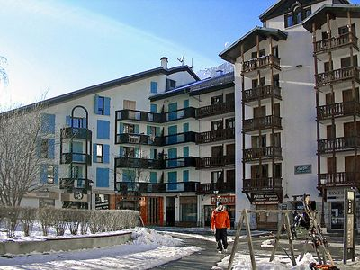 Photo for Apartment La Balme in Chamonix - 2 persons, 1 bedrooms