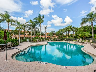 Photo for NEW LISTING! Sunny & spacious condo w/ shared pool, tennis, & fitness center