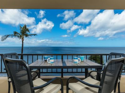 Photo for Sugar Beach PH31 Front Row Amazing Oceanviews in Highly Upgraded Unit