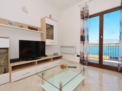 Photo for VLADO 1 - modern apartment only 70m from the pebble beach