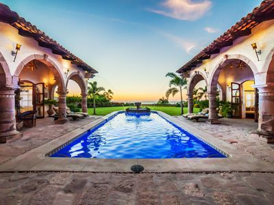 "Photo for LUXURIOUS ""HACIENDA ANTIGUA"" - FEATURED ON NEW TRAVEL SHOW,  'A SENSE OF PLACE'"