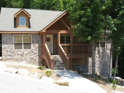 Photo for A Luxury Cabin in  a Gated Golf Community