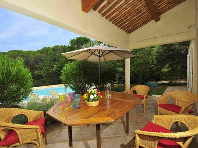 Photo for Magnificent 2 bedroom Villa in Vidauban (Q8167)