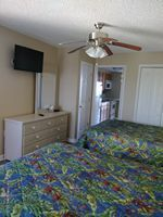 Photo for Beautiful One Bedroom, Oceanfront with balcony. Great for two people or a family.
