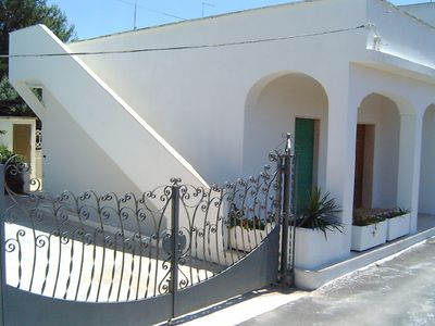 Photo for Independent villa in the center of Salento (Nardò - S. Maria al Bagno)