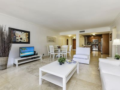 Photo for Key Biscayne Modern Contemporary Key Colony Relax