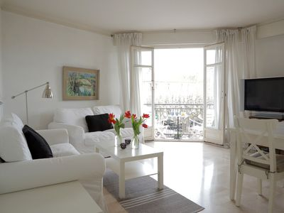Photo for Sweet apartment centrally located in the heart of historic Vence