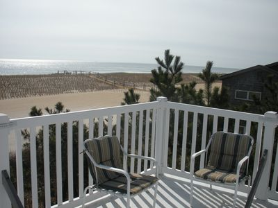 Photo for Oceanside, Second From Beach, Ocean View 2nd/3rd floors. 4 Bedrooms