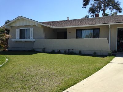 Spacious home, close to beaches, Legoland, and San Diego