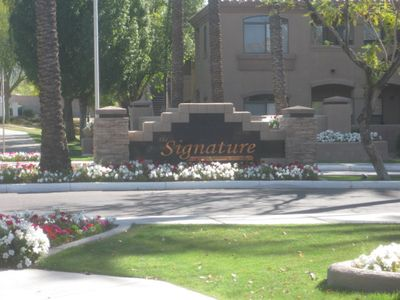 Signature Condominiums in Scottsdale