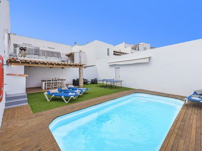 Photo for TOWNHOUSE FONTE IN THE CENTRE & CLOSE TO THE BEACH