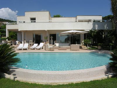 Photo for 4BR Villa Vacation Rental in Antibes, Provence-Alpes-Côte d'Azur