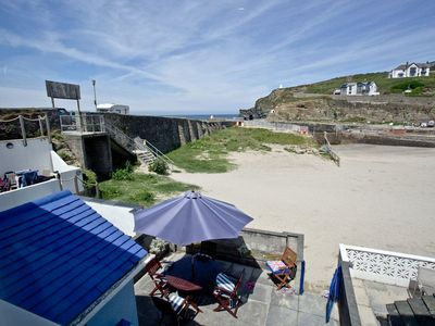 Photo for 3 bedroom accommodation in Portreath