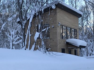 Gorgeous Forest Hideaway, Niseko, Japan