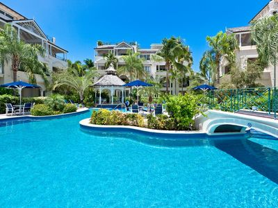 Photo for Schooner Bay 206 - The Palms - luxury 2 bedrooms serviced apartment - Travel Keys