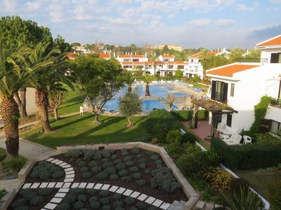 Photo for 1 Bedroom Luxury Apartment With Lagoon And Pool Views, Pool