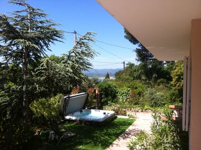 Photo for Villa Nirvana - F3 with SPA - downtown and beaches Saint Raphael