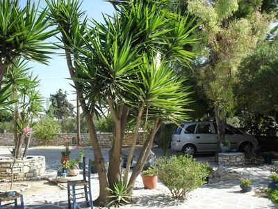 Photo for Kiki's apartments are private apartments in a cosmopolitan island in the aegean