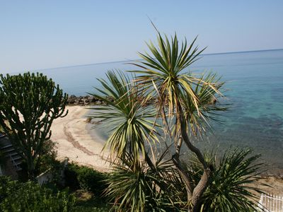 Photo for Villa Laura PT - directly on the sea
