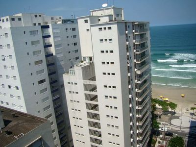 THE APT IS ON THE 15TH FLOOR - VIEW OF THE BEACH