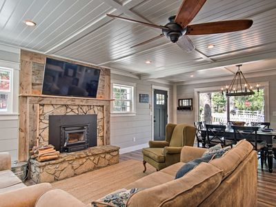 Photo for 5BR Cottage Vacation Rental in Lake Arrowhead, California