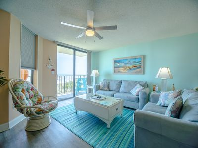 Photo for 2nd Floor Oceanfront Condo w/Great Views + FREE DAILY ACTIVITIES!