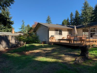 Photo for Close to Microsoft/Google- Updated 4bd/2ba Kirkland Home