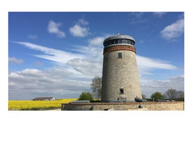 Photo for Historical Windmill with Panoramic views, perfect getaway for two