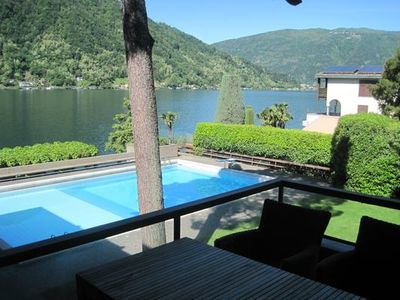 Photo for 2BR Apartment Vacation Rental in Maroggia, Luganersee