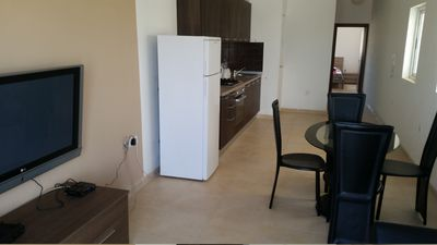 Photo for 3 Bedroom Apartment in Bugibba with Sea views  accommodates a total of 7 persons
