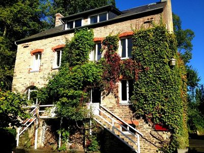 Photo for Bed and Breakfast Moulin du Vey (CH16)