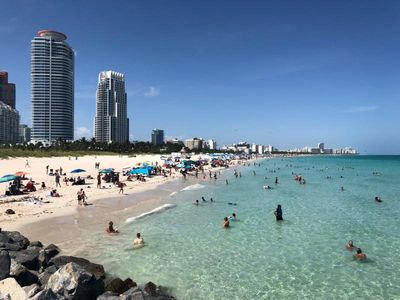 Photo for SOUTH BEACH GETAWAY! 3 UNITS FOR 12! POOL, GYM!