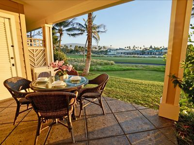 Photo for Elegant 2 Bedroom at Waikoloa Fairway Villas!
