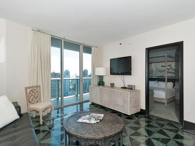Photo for 2BR Apartment Vacation Rental in Miami, Florida
