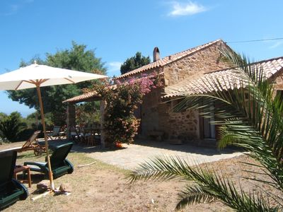 Photo for Bergerie Near Ajaccio, 3kms from the beach of Portigliolo