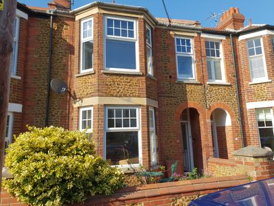 Photo for Newly renovated house in Hunstanton a short walk from the sea
