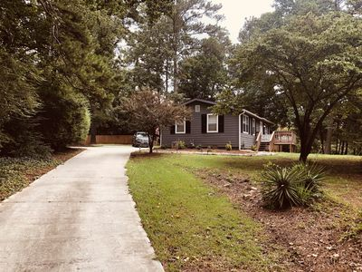 Photo for Bungalow close to Stone Mountain Park
