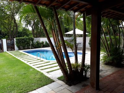 Photo for Nice and pleasant house 100 meters from the best stretch of Serrambi beach