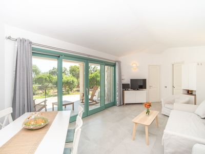 Photo for Apartment Tassone 1 with Wi-Fi, Air Conditioning, Terrace & Garden; Garage Available