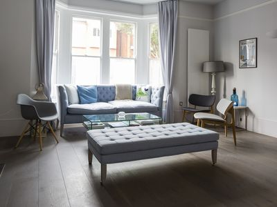 Photo for UP TO 20% OFF - Gorgeous Grey - Five Bedroom Apartment, Sleeps 9 (Veeve)