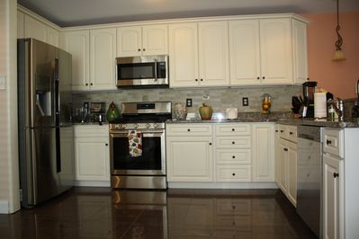 Enjoy your vacation with a kitchen that makes you feel right at home!